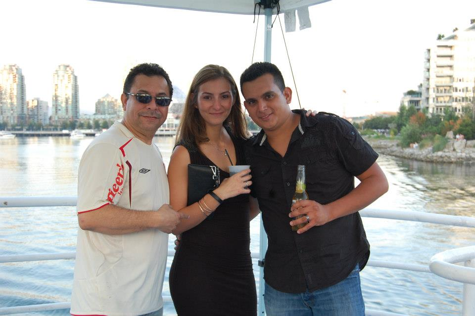 Summer Latin cruises Salsa nights