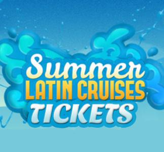 Summer Latin Cruises June 24 2017