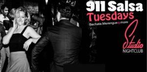 Vancouver salsa Tuesdays