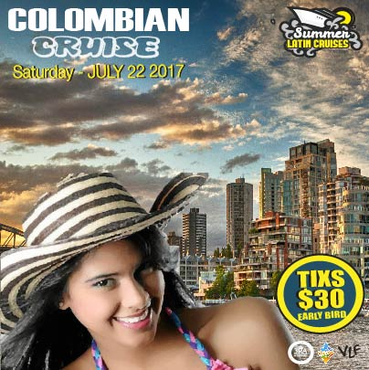 Colombian Cruise 2017
