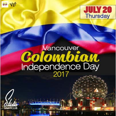 online retailer 1e5a3 b9edc Colombian Independence day