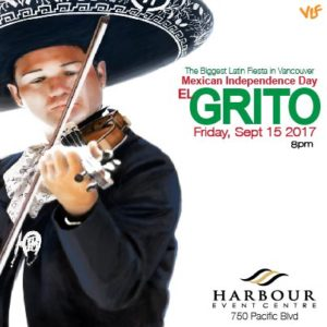 EL GRITO Mexican Independence Day 2017