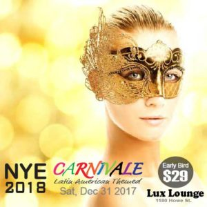 NYE 18 Carnivale Latin American