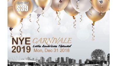Carnivale NYE 19