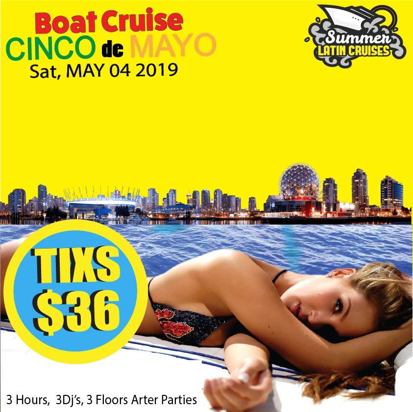 Latin cruises 5 de Mayo