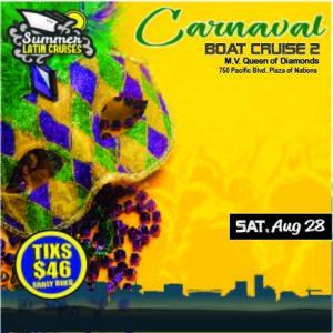 Latin Cruise Carnaval 2